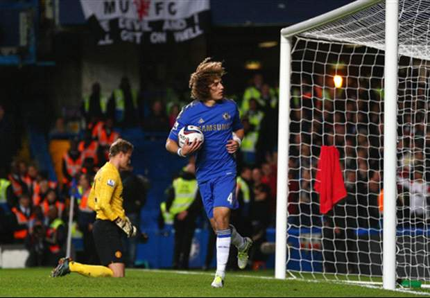 Luiz: Chelsea will have gone backwards if they fail to retain Champions League