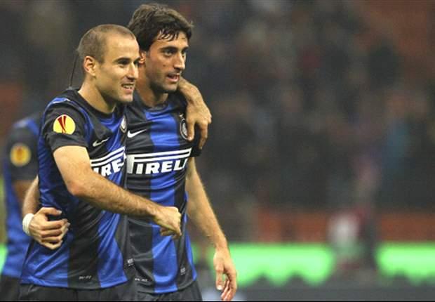 Inter no le pierde pisada a la Juventus