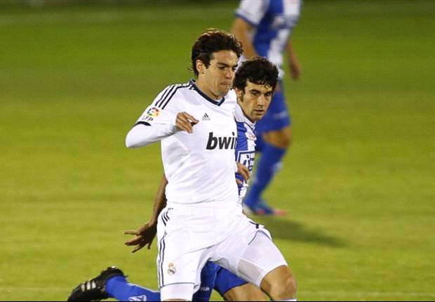 Kaka: I never considered leaving Real Madrid