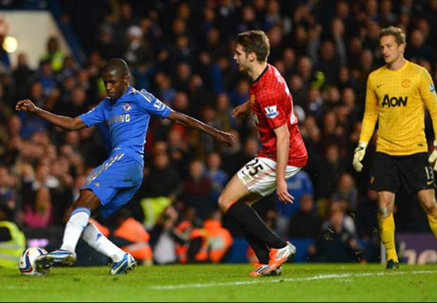 Ramires admite falta em lance que originou gol do Chelsea