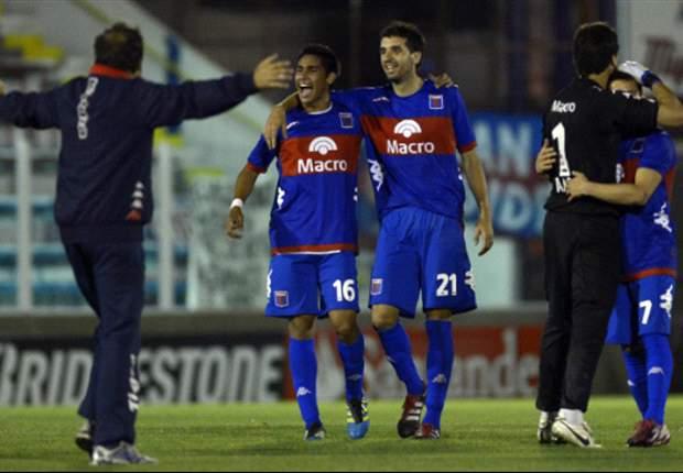 Tigre, con el equipo confirmado para enfrentar a Cerro Porteño