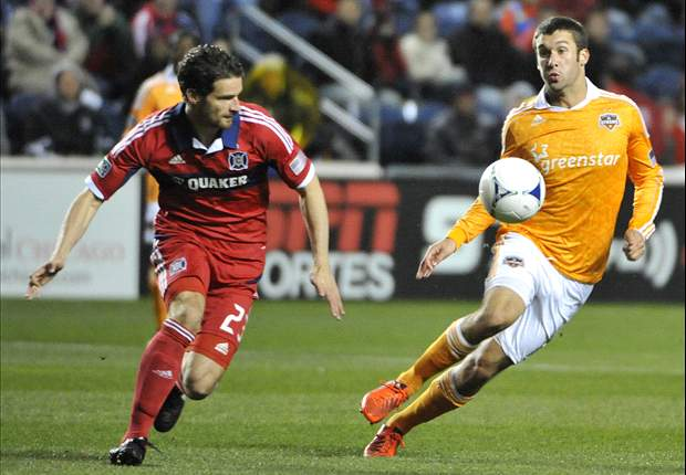 Chicago Fire 1-2 Houston Dynamo: Bruin double douses the Fire