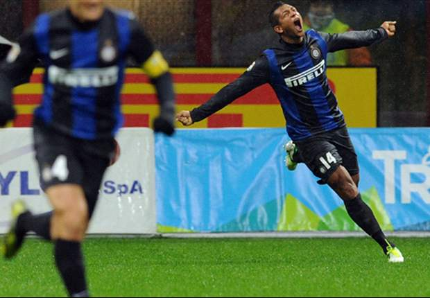 Guarin: We will fight to beat Juventus