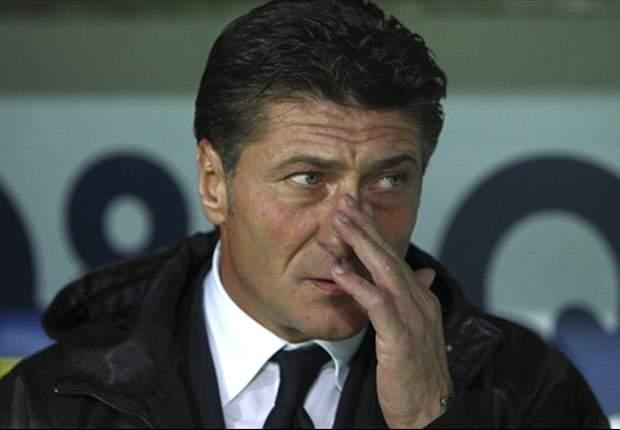 Mazzarri: Napoli not Scudetto contenders