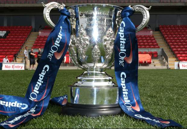 Who needs to win the Capital One Cup most?