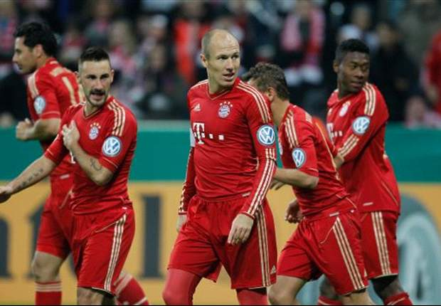 Robben: I'm not fully fit yet