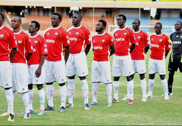 Kenya's Harambee Stars unseeded for 2015 Africa Cup of Nations