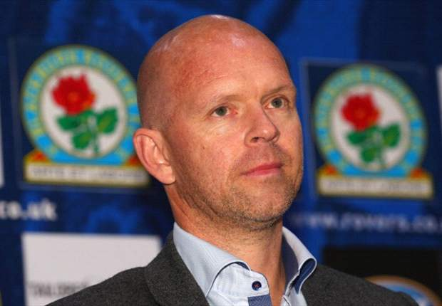 Berg targeting promotion after Blackburn appointment