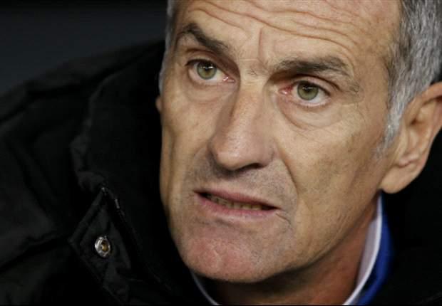 """Guidolin applaude i suoi e non accetta le recriminazioni dell'Inter: """"Il rigore? Non c'era. L'espulsione di Juan Jesus decisiva? No, la svolta è stata il primo goal di Di Natale"""""""