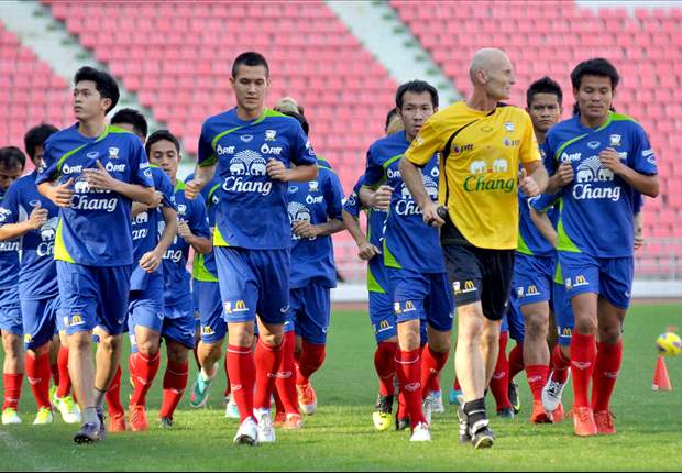 Thailand team manager calls on squad to focus on AFFSC