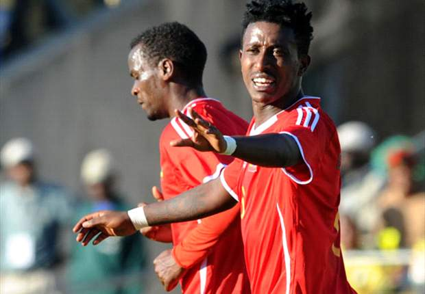CECAFA 2012: Ethiopia 1-0 South Sudan: Black Lions off to a flying start in tourney