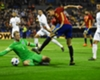Spain 2-0 England: Super Mario