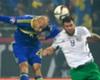 Bosnia 1-1 Ireland: Irish in pole position