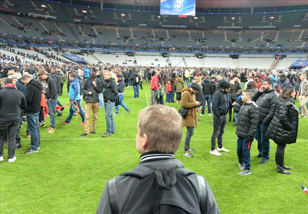 A terrible drama: How Stade de France tragedy unfolded