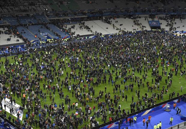 Three dead at the Stade France: How a tragedy unfolded