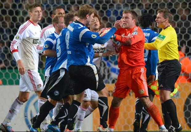"Bayer-Keeper Michael Rensing: ""Wenn Bernd Leno fit ist, spielt er"""