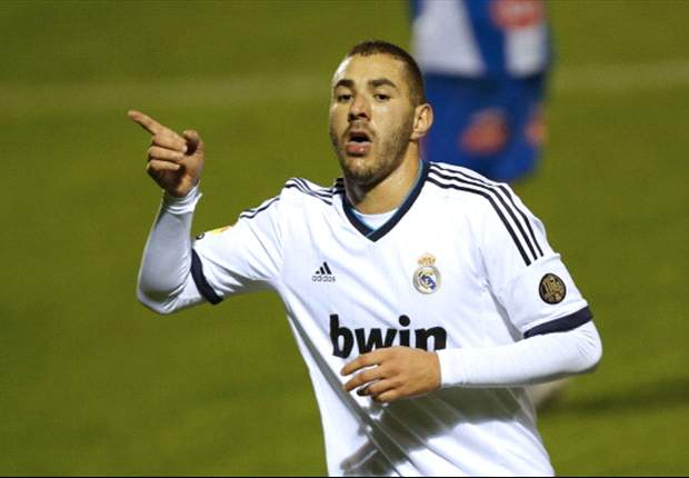 'I've spent more time on the bench than on the pitch' - Benzema