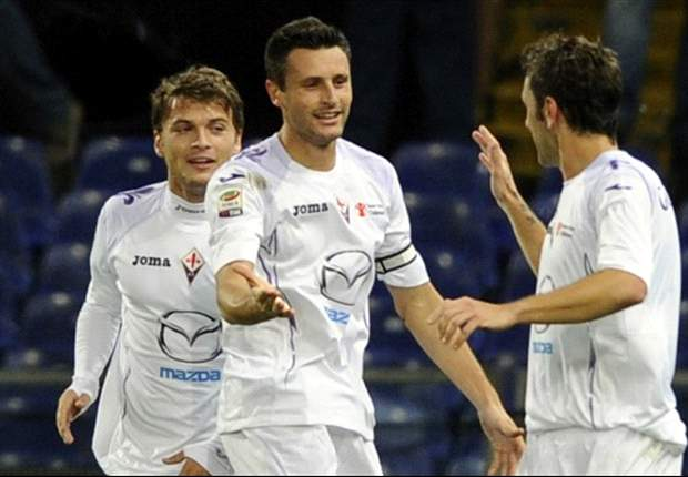 Genoa 0-1 Fiorentina: Los violas sueñan con Europa