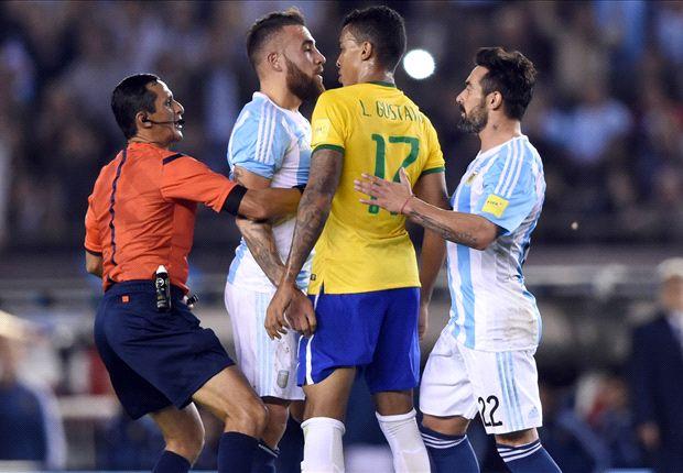 ไฮไลท์  Argentina 1 - 1 Brazil