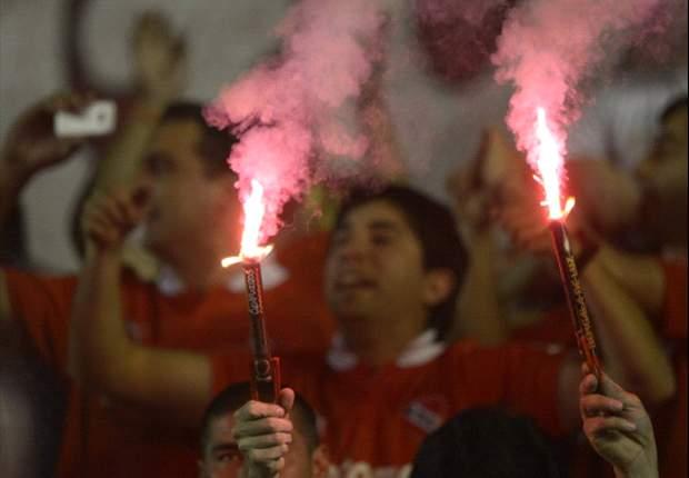 Estudiantes - Independiente: Sigue en vivo el Torneo Inicial argentino por Goal.com