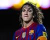 Carles Puyol descarta volver al Barcelona