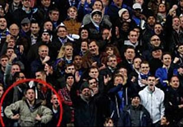 Chelsea FC sanciona al hincha que realizó los gestos racistas