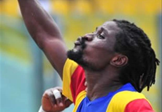 Ghana winger Laryea Kingston