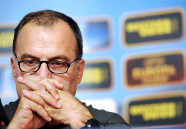 Bielsa denies rift with Amorebieta