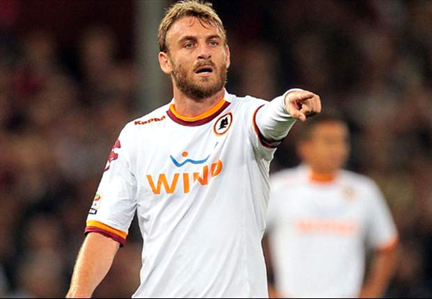 Manchester City on alert as Baldini admits Roma will listen to De Rossi offers