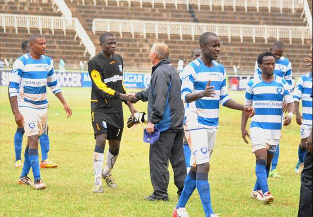 Sacked AFC Leopards coach Jan Koops blames officials for running down the club