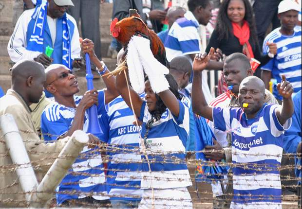 Kenya top side AFC Leopards launch nationwide registration drive of club's fan base