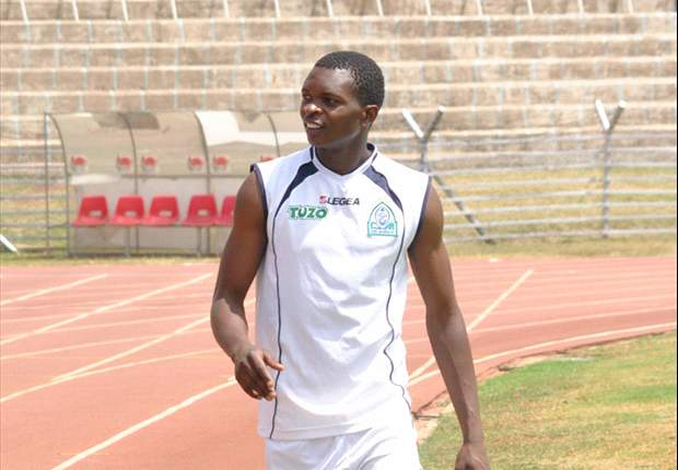Gor Mahia striker Edwin Lavasta recalled to Stars' squad to face Nigeria