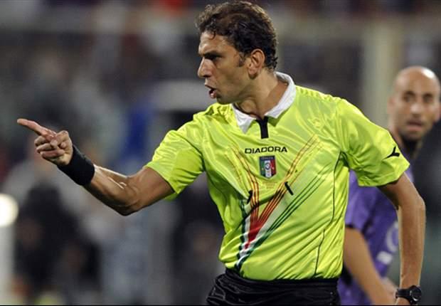 Arbitri della 19ª di A: C'è Tagliavento per il big-match del San Paolo fra Napoli e Roma. Juventus-Sampdoria affidata a Valeri