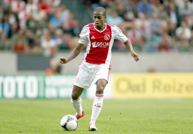 Denswil geniet van elke minuut bij Ajax 1