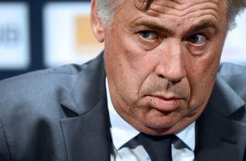 Ancelotti rules out Ronaldo swoop