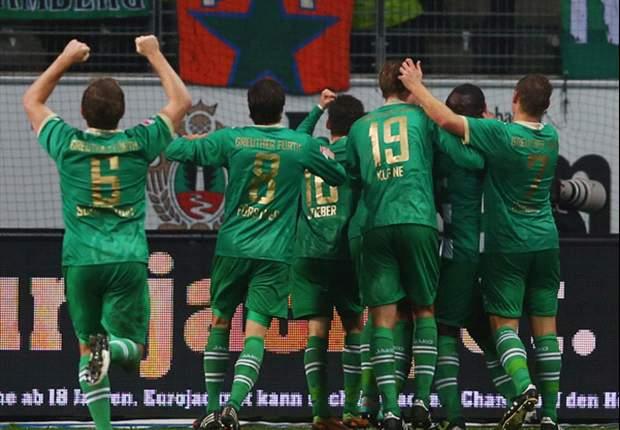 """Fürth-Neuzugang Djurdjic: """"Es war immer mein Traum, in der Bundesliga zu spielen"""""""