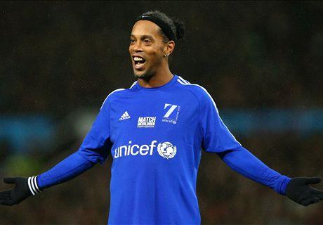 'Antalyaspor eyeing Pirlo & Ronaldinho'