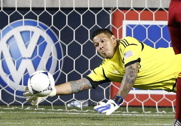 LA Galaxy 0-1 Real Salt Lake: Rimando penalty save ensures win