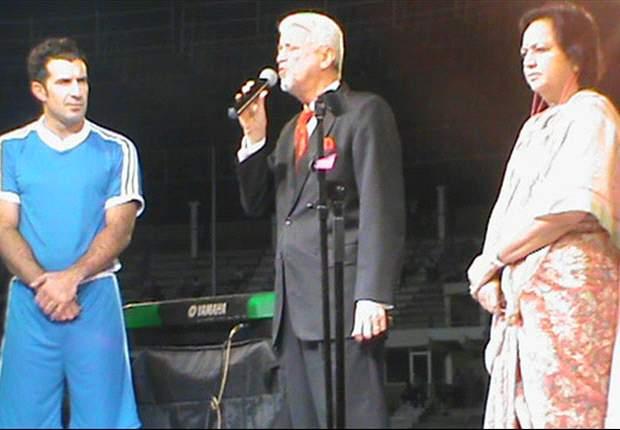 'Inter houdt Figo alvast achter de hand'