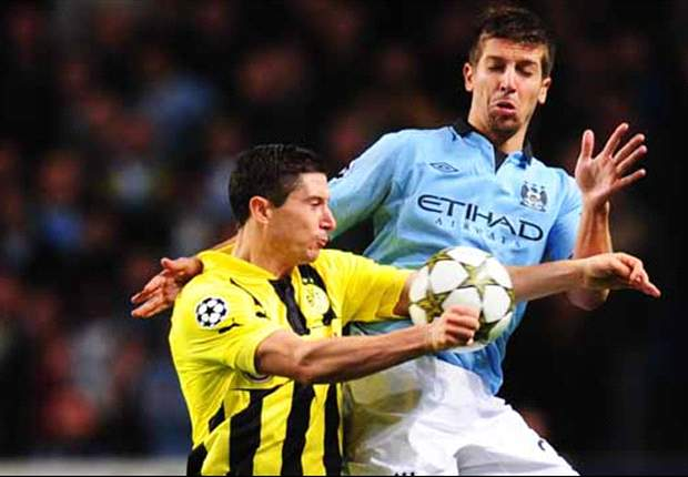 Manchester City sweating over Nastasic knee knock