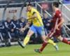 Sweden 2-1 Denmark: Forsberg, Ibrahimovic earn narrow advantage