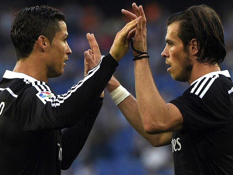 Gary Neville: Manchester United should sign Gareth Bale, not Cristiano Ronaldo