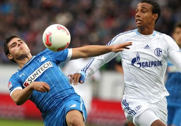 Hoffenheim 3-2 Schalke: El Schalke se distancia del Bayern