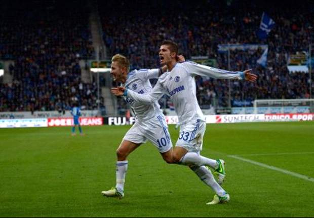 Roman Neustädter: Das Radar des FC Schalke 04