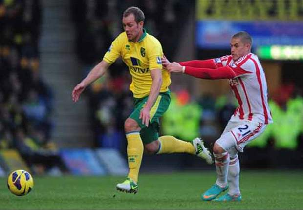 Norwich boss Hughton satisfied with narrow victory over Stoke