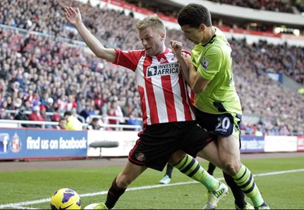Larsson not contemplating Sunderland relegation battle