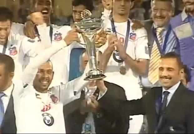 Sikat Arbil, Kuwait SC Juara Piala AFC 2012