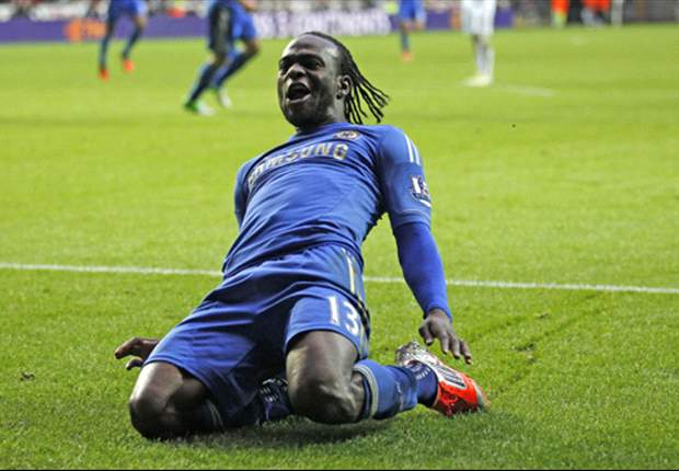 TEAM NEWS: Moses replaces Oscar in Chelsea starting XI as Carroll misses out for West Ham