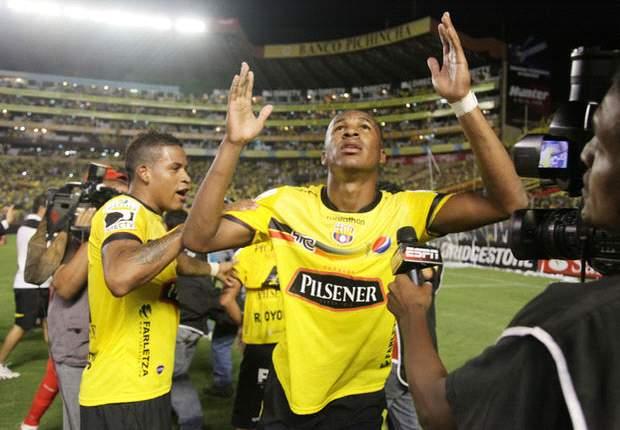 Barcelona SC es el nuevo campeón del fútbol ecuatoriano