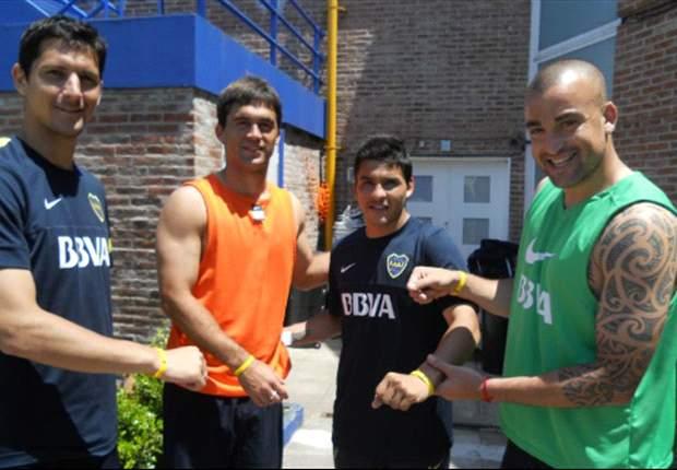 El fútbol ayuda a las víctimas del temporal